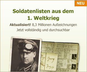 WW1 Germany World War 1:  8.3 MILLION  German Soldiers List