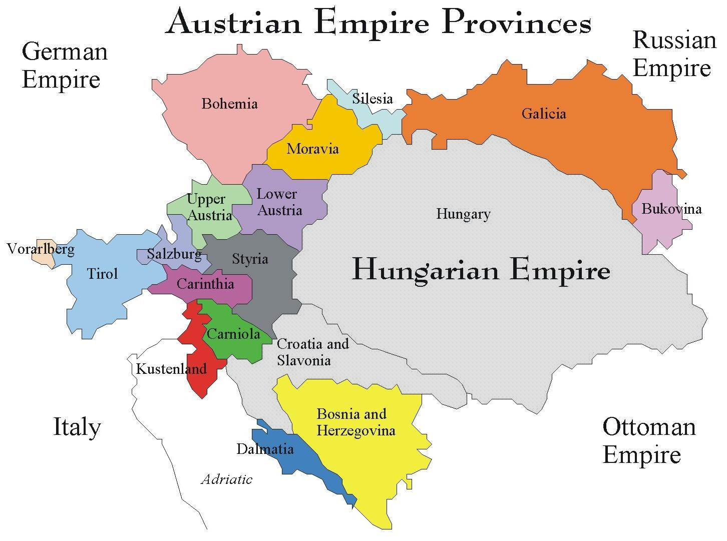 Austrian_Provinces
