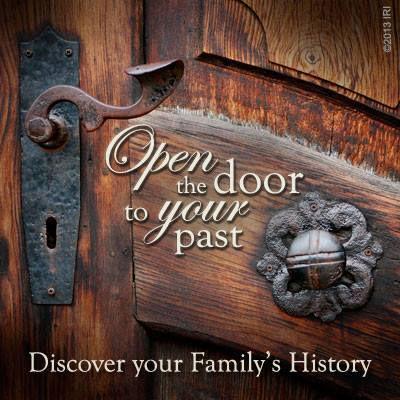 Open the Door to Your Past