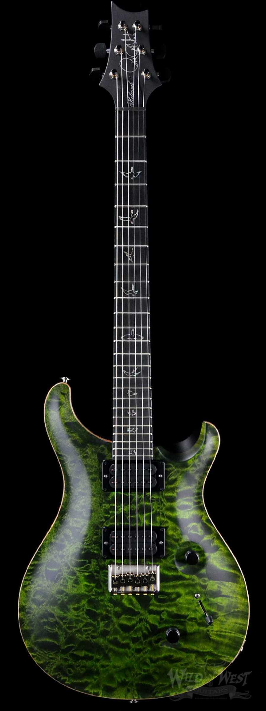 jade guitar