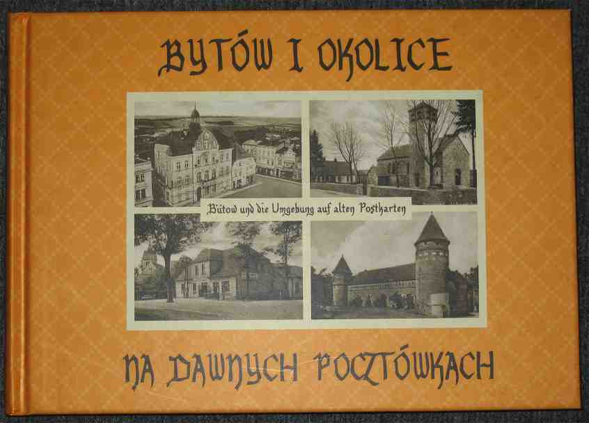 Bütow Bytow postcards Old German & Prussian books, manuscripts, brochures, etc. for sale by someone in Europe