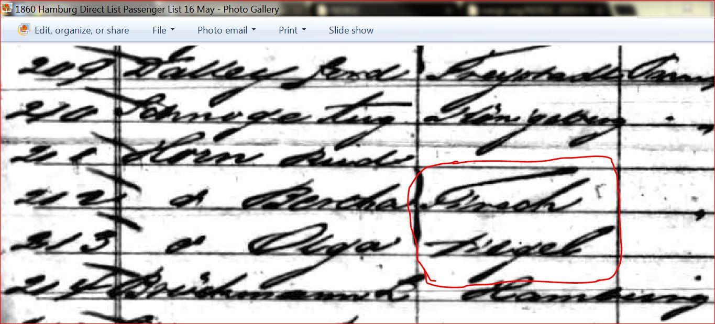 Tirschtiegel enlarged & highlighted